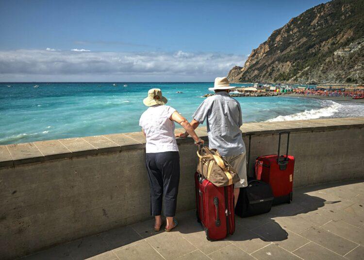 Baby boomers travel